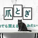猫の爪とぎは百均でも大丈夫?しつけや対策方法も紹介しています